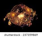 conceptual particle series....   Shutterstock . vector #237359869