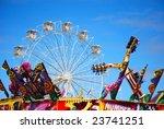 fun park | Shutterstock . vector #23741251