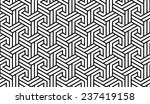 black and white optical... | Shutterstock .eps vector #237419158