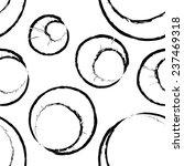 seamless grunge ring... | Shutterstock .eps vector #237469318