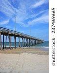 Pier On Rodanthe Beach  North...