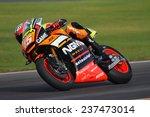 Постер, плакат: Yamaha rider Alex de