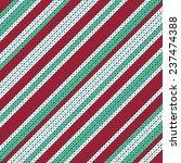 knitted background for merry... | Shutterstock .eps vector #237474388
