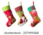 Three Christmas Stockings...