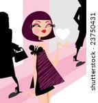 i found love | Shutterstock .eps vector #23750431