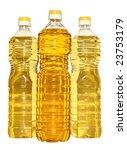 bottle of vegetable oil on a...   Shutterstock . vector #23753179