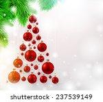 christmas tree  red christmas...