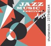 jazz   Shutterstock .eps vector #237548164