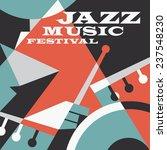 jazz | Shutterstock .eps vector #237548230