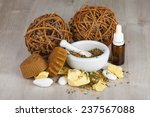 Natural Cosmetics And Soaps...