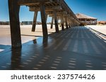 The Fishing Pier At Tybee...
