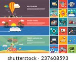 icons for web design  seo ... | Shutterstock .eps vector #237608593