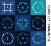 Vector Set Of Abstract Frames...