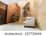 modern hotel lobby interior | Shutterstock . vector #237720604
