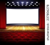cinema | Shutterstock .eps vector #237806278