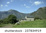 road through andorra   | Shutterstock . vector #237834919