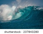 wave  mauritius | Shutterstock . vector #237843280