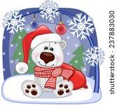 Christmas Illustration Of...