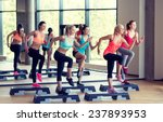 fitness  sport  training  gym... | Shutterstock . vector #237893953