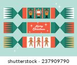 Christmas Cracker Vector...