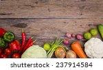 healthy eating background  ... | Shutterstock . vector #237914584