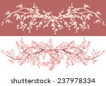 spring season asian style... | Shutterstock .eps vector #237978334