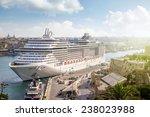 Cruise Port Of Valletta  Malta