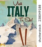 Visit Italy To Sky Vintage...