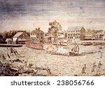 The Battle of Lexington, April 19, 1775