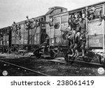 world war i  american marines... | Shutterstock . vector #238061419