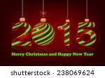 elegant new year 2015 ... | Shutterstock . vector #238069624