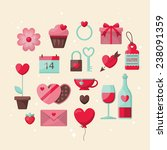 valentine's day stylish icons...