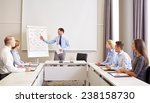 business  people and teamwork... | Shutterstock . vector #238158730