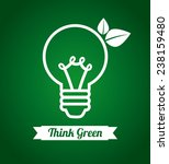 ecological mind | Shutterstock .eps vector #238159480