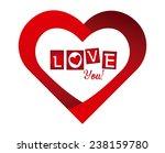 love design | Shutterstock .eps vector #238159780