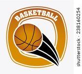 basketball design | Shutterstock .eps vector #238160254
