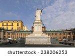 naples  italy   june 25  piazza ... | Shutterstock . vector #238206253