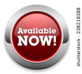 red available now button with... | Shutterstock .eps vector #238218388