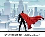 superhero watch  superhero... | Shutterstock .eps vector #238228114