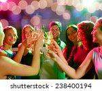 party  holidays  celebration ... | Shutterstock . vector #238400194