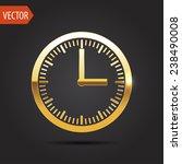 clock icon vector. clock icon ...