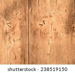 old wood texture with rust... | Shutterstock . vector #238519150