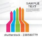 arrows background   Shutterstock .eps vector #238580779