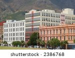 sight of the city of cape town  ... | Shutterstock . vector #2386768