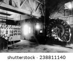 electricty. westinghouse ac... | Shutterstock . vector #238811140