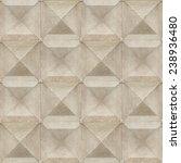 3d abstract background  seamless | Shutterstock . vector #238936480