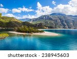 oludeniz is one of the most... | Shutterstock . vector #238945603