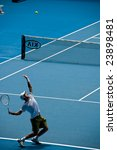 melbourne  january 21  novak... | Shutterstock . vector #23898481