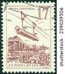 yugoslavia   circa 1966  a... | Shutterstock . vector #239039506
