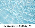Background Of Rippled Pattern...